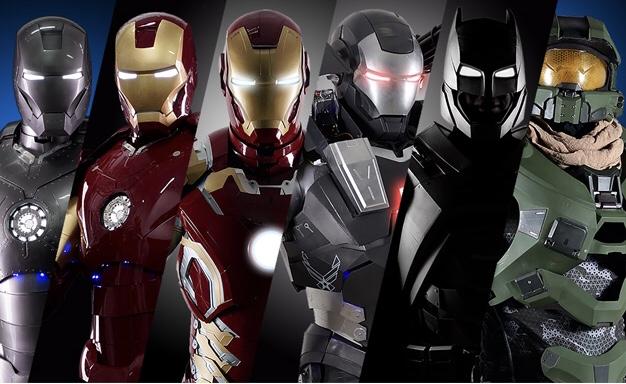 Build Iron Man Mark Armor Costume Suit
