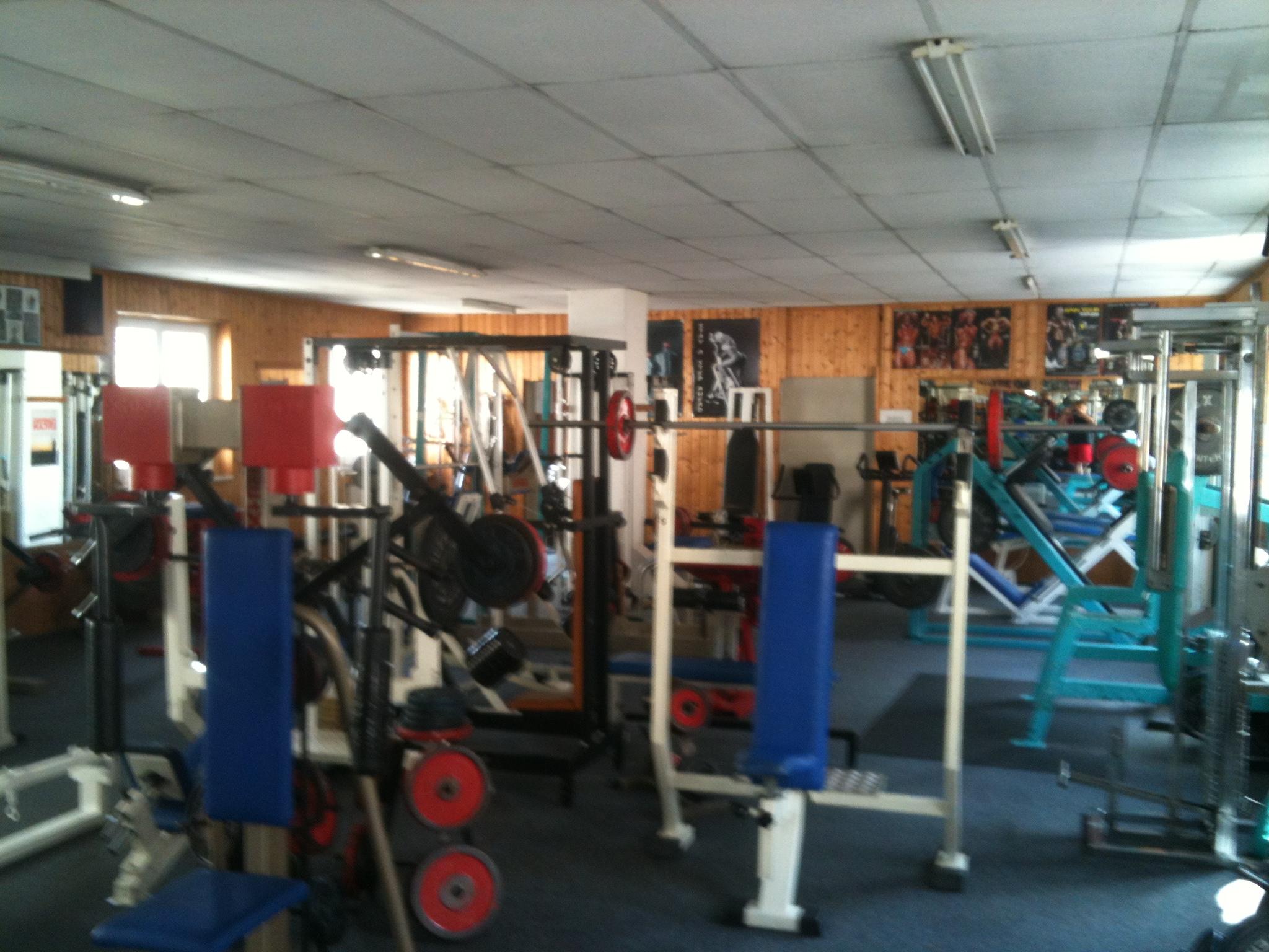 Munich Ercan S Body Gym Theirontraveller