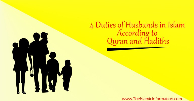 husbands duties quran hadith