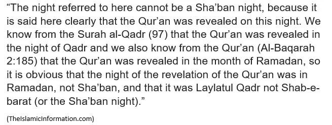 Shaban mid night