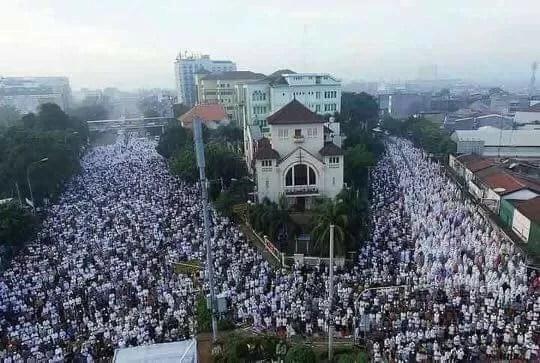 indonesia jakarta Eid Al Fitr 2017