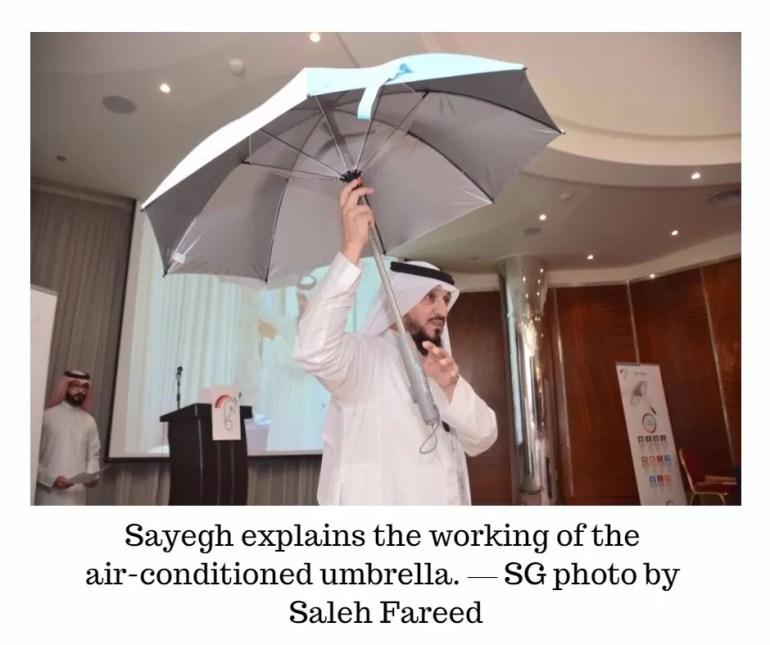 Saudi engineer Mohammed Hamid Sayegh