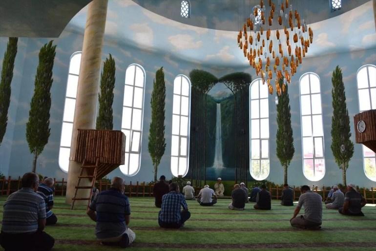 hamidiye camii mosque turkey