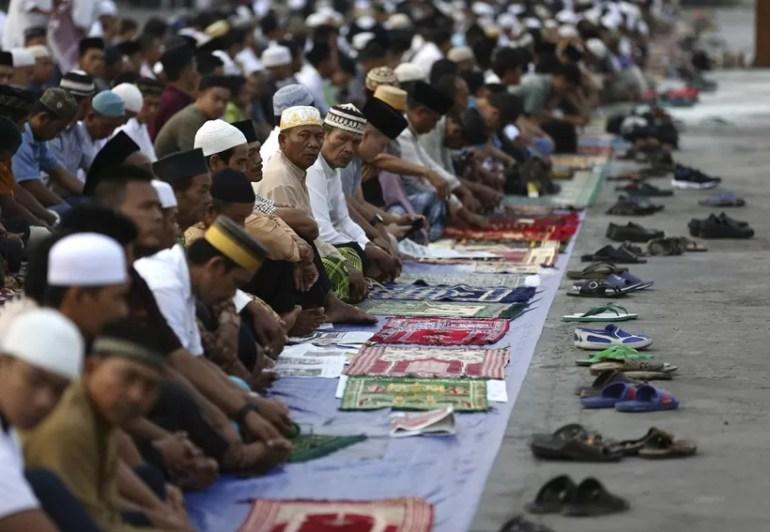 Indonesia Eid al Adha 2017