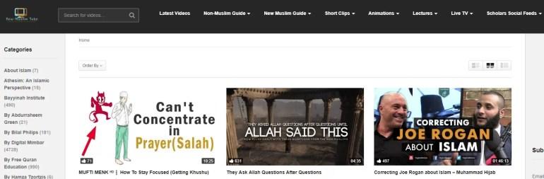 New Muslim Tube 1