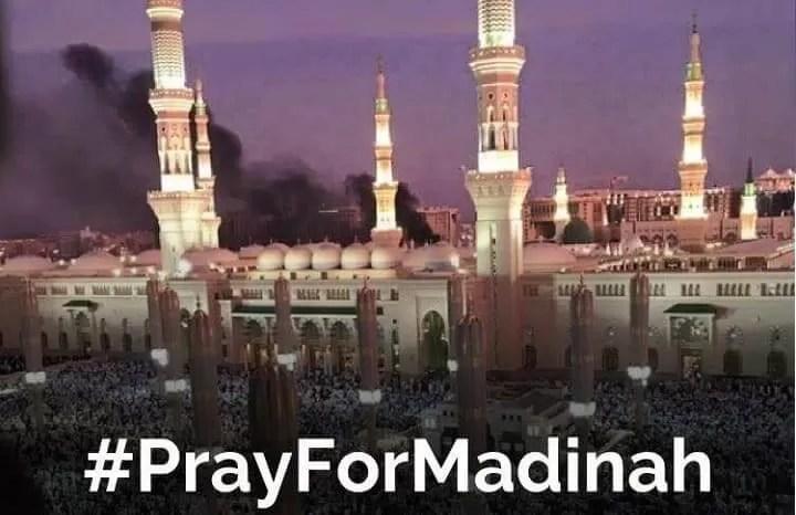 Madinah Bombings (2016)