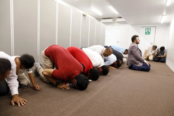 japan mobile mosque