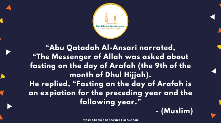 Fasting 10 days Dhul Hijjah Hadith