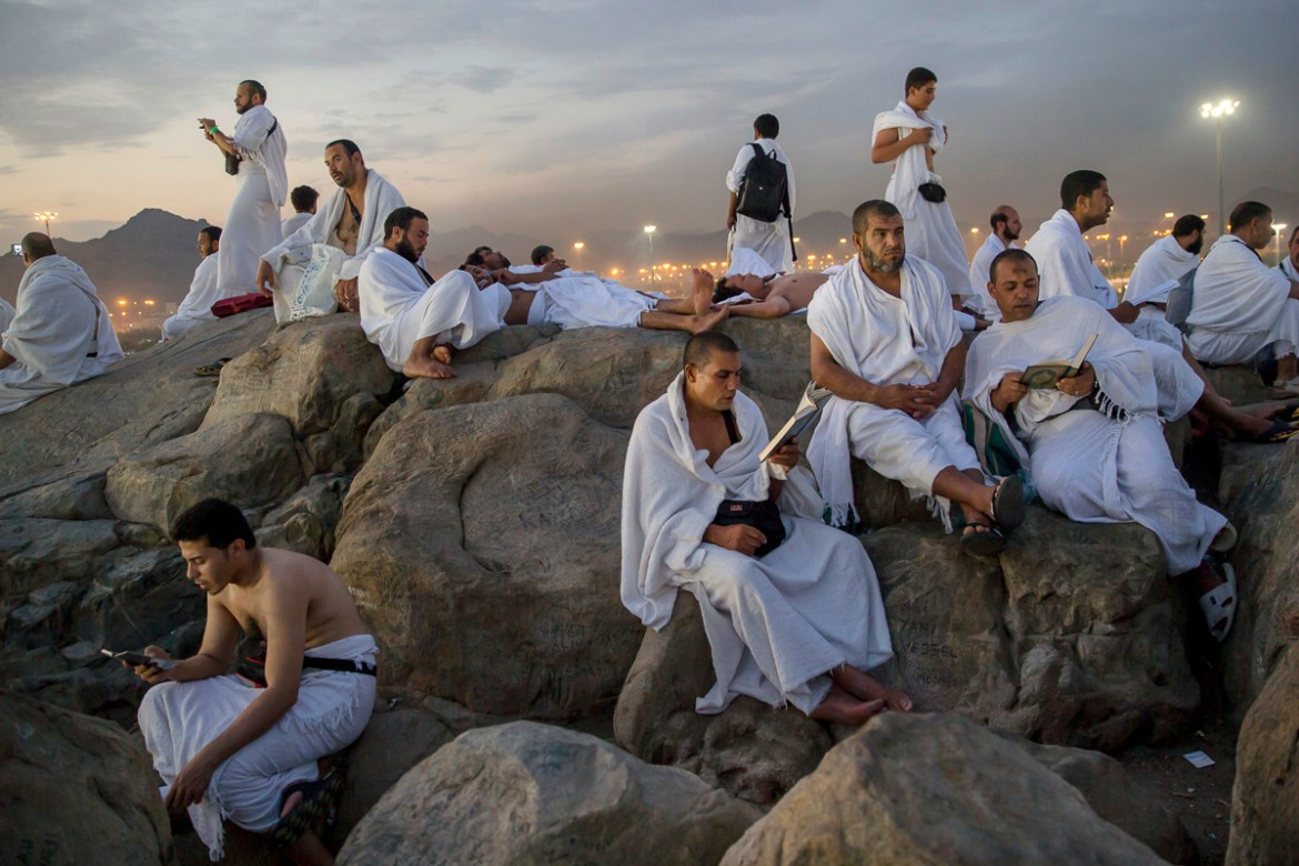 best pictures of hajj 2018