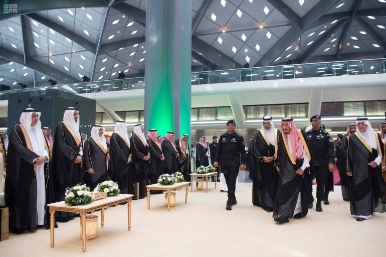 Haramain Fastest Railway Station Connecting Makkah and Madinah Inaugurated 1
