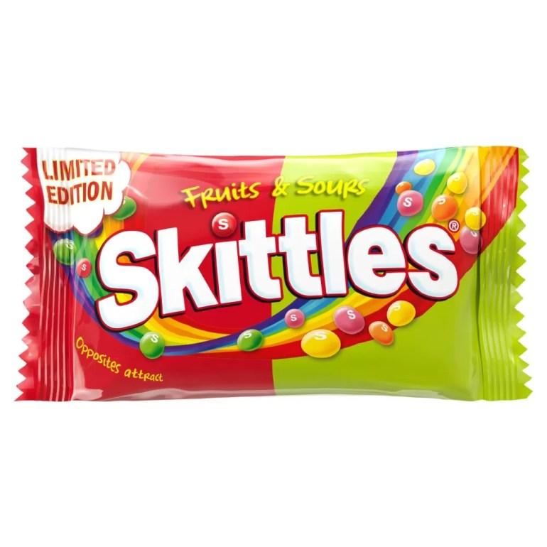 Skittles Fruit haram