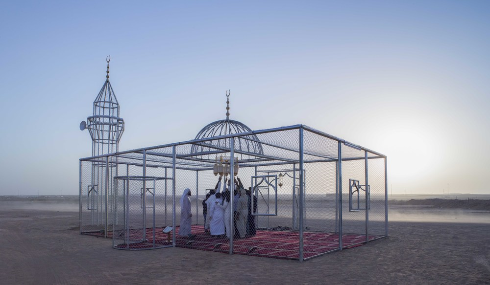 Transparent Mosque (1)