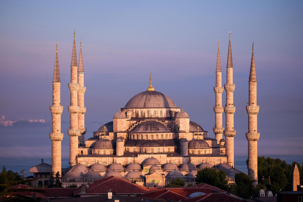 BEAUTIFUL MOSQUES IN TURKEY