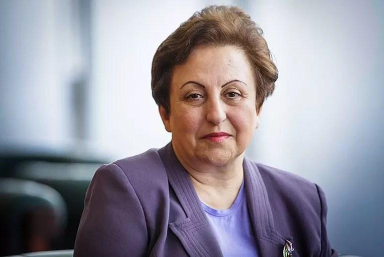 Shirin Ebadi nobel
