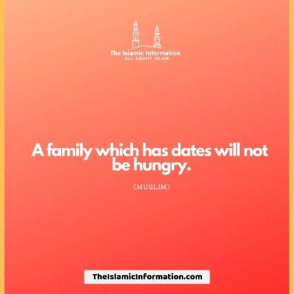 dates hadith