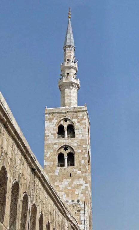 minaret of jesus