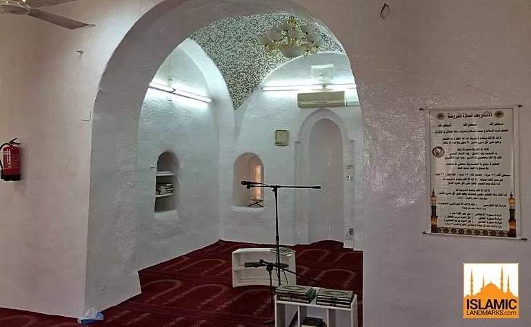 Mosque Rayah inside