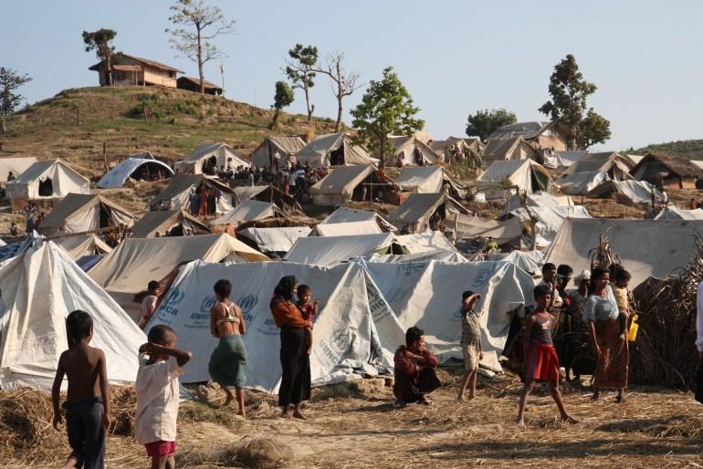 Rohingya crisis donation