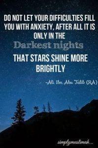 Quote On Hardship : quote, hardship, Islamic, Quotes, About, Hardships