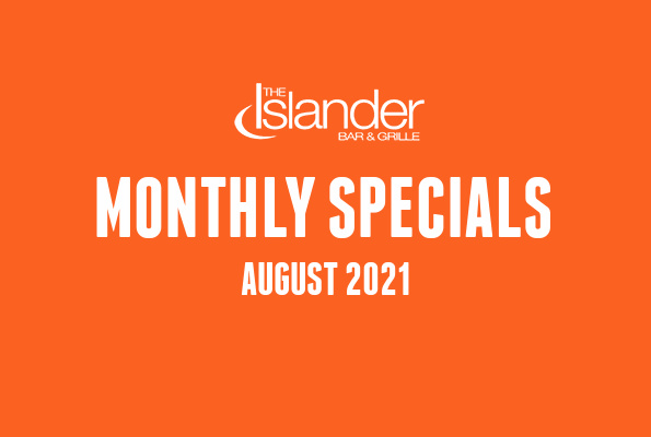 Celebrate August At The Islander
