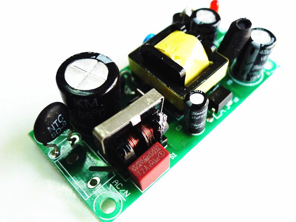 Build A Simple Dc Power Supply Auto Electrical Wiring Diagram Sound Level Meter Circuit Using Lb1409 Eleccircuitcom