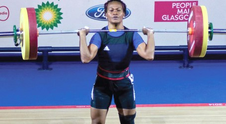 Wini, Kini to join weightlifters in Ashbagat