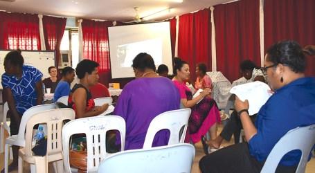 Women learn core values of business