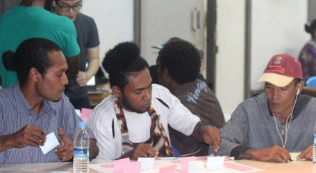 Youths in training as innovators and peacebuilders
