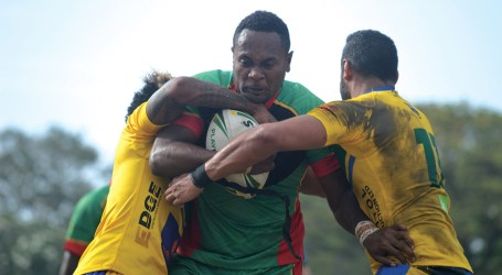 Maelanga new rugby league patron