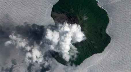 Volcanic ash covers Temotu province