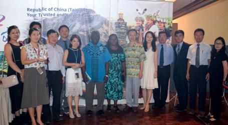 PM Sogavare graces Taiwan business tradeshow