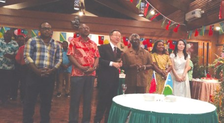 Taiwan's 106 years celebrated in Honiara