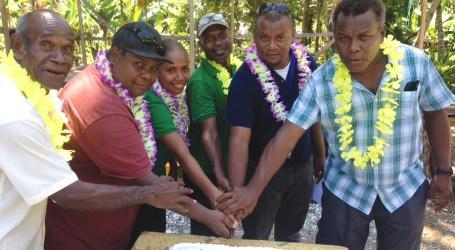 POB donates 1,100 mahogany plants to Vatukola community