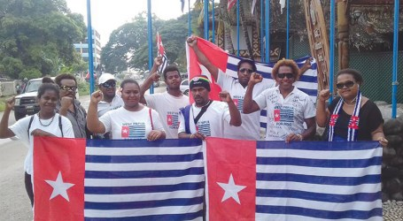 Local West Papua group lauds PM Hou