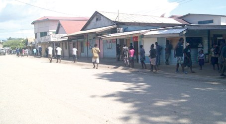 Gizo businesses and schools closed for safety
