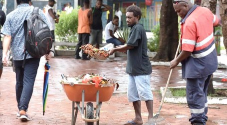 Betelnut vendors told 'move out' from Commonwealth Street