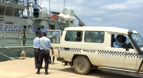 Police increase presence in Gizo