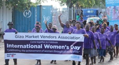 Gizo market for change happy with celebration