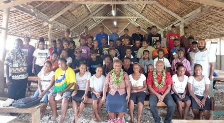 Auki Y@W provides training in Foia community