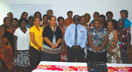 Provincial women leaders learn more about TSM