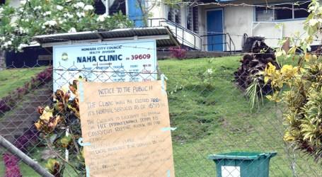 Naha clinic closes for renovation