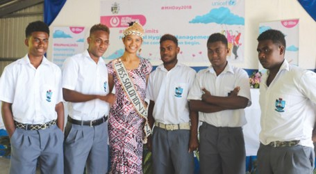Miss SI to promote menstrual hygiene management in schools