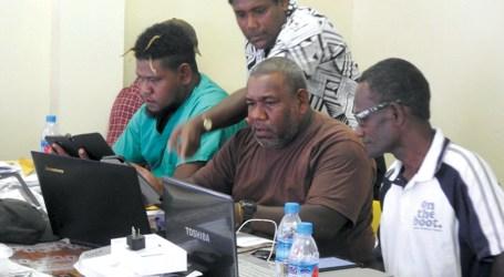 Civil registration and vital statistics training