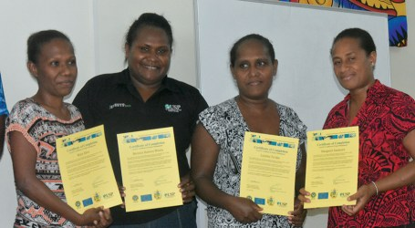 MDPAC confident with USP TAFE and IPAM trainings