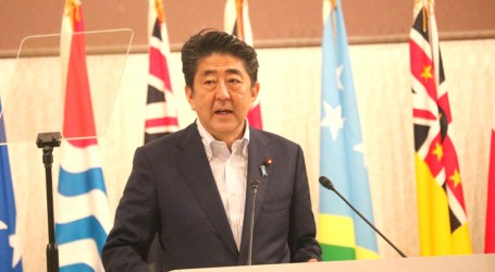 PM Abe committed to extend humanitarian support across Pacific