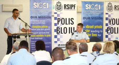 SICCI and RSIPF strengthen ties to collaborate