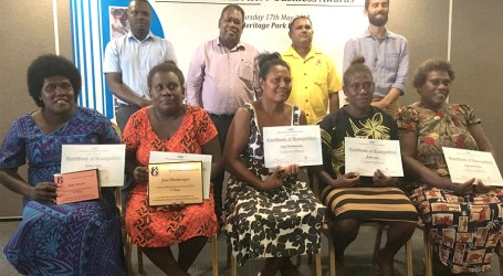 Rural women in micro-business recognised