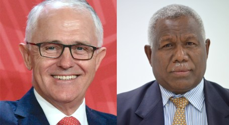 Australia's PM looks forward to Hou's visit
