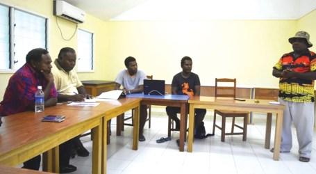 Vasuni encourages Ngella Forum members to advance on issues