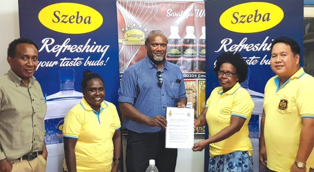 Szetu signs thirst quenching deal with MACFest NOC
